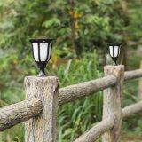 La luz solar la energía solar el anochecer al amanecer de la luz de la seguridad exterior decorativa de pared de luz LED