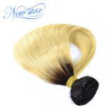 Tessuto brasiliano dei capelli umani dell'onda del corpo del nuovo candeggiante biondo della stella 613