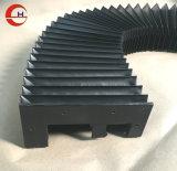 prix d'usine rail linéaire de capot de soufflet de protection de l'accordéon