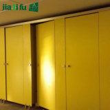 Jialifu 인도 작풍 콤팩트 합판 제품 위원회 학교 화장실 칸막이실