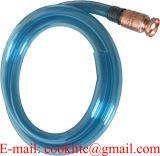Sifón de Pompe De Transvasement Ou un Gonfler / Pompe Manuelle 2 en 1 Kit - Transvasement et Gonfleur