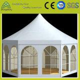 Kundenspezifisches transparentes Ridge-Aluminiumlegierung Belüftung-Zelt