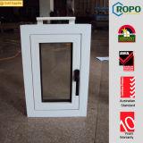 Estilo Europeo de aluminio huracán ventanas a prueba con el huracán vidrio a prueba