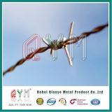 ロールごとのHot-DIPかみそりの有刺鉄線/電流を通された有刺鉄線の価格