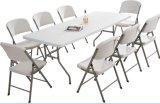 宴会のダイニングテーブル、軽量の屋外の安い家具