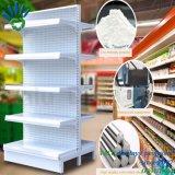 Supermarkt-Hochleistungsdoppeltes versieht Bildschirmanzeige-Regal mit Seiten (VMS903)