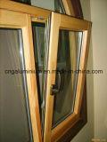 Cadre en bois en aluminium Daluminium Inclinaison à l'intérieur de la fenêtre