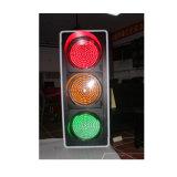Imperméabiliser la lumière led verte jaune rouge de feux de signalisation de 400mm