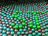 0.68 pulgadas soluble en agua Paintballs superior para la venta