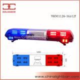 Polizeiwagen-heller Stab LED der Serien-Tbd01, der Lightbar (TBD01126-16A12f, warnt)