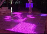 Best Selling interactiva impermeável ao ar livre de Alta Resolução P8.9286.25/P/P10 LED de vídeo de Dança