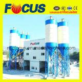 Planta de mezcla concreta de la capacidad 180m3/H Hzs en venta