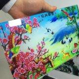 Impresora plana ULTRAVIOLETA grande de la talla 7880 LED del formato A1 de China para la caja de la tarjeta, del plástico, del vidrio, del metal, de madera y del teléfono del PVC