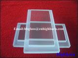 La qualité Jgs personnalisent le guichet en verre de quartz de silice d'échelle