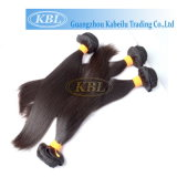 3A自然なインドの黒檀の毛南アフリカ共和国(KBL-IH-ST)