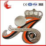 Distintivo di protezione su ordinazione del metallo di fabbricazione professionale