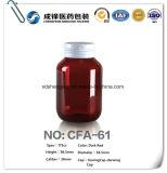 Bottiglie della capsula della medicina di sanità di Pet/HDPE