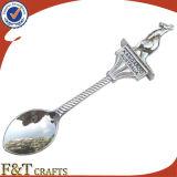 High Quality Promotion Blank Metal Silver Souvenir Spoon (FTSS2921A)
