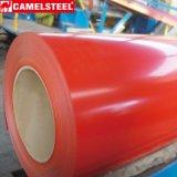 La couleur a enduit la bobine en acier galvanisée pour le panneau