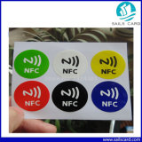 13.56MHz collant imprimable de l'IDENTIFICATION RF NFC