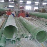 De Versterkte Plastic Pijp van het Bouwmateriaal Glasvezel