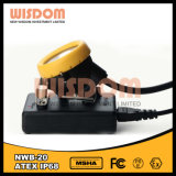 Caricatore portatile della lampada frontale di vendita calda