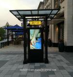 напольная стойка 42 ' 46 '' 50 '' 55 '' 60 ' 65inch рекламируя индикацию LCD
