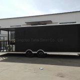 Réservoir d'huile d'huile de remorque de camion-remorque Remorque du réservoir de carburant