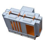 Cabina de pulverización para el tanque de GLP