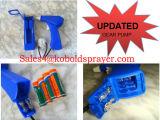 pulvérisateur à piles de main de batteries de 4X1.5V aa