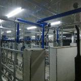 Рыб и кости доильном зале 32 коровы мест автоматической системы машинного доения