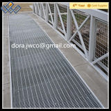 ISO9001 paste Gelaste Grating van het Staal aan