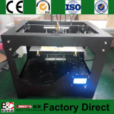 Печатание экрана 3D миниого печатание 3D принтера S1 3D высокоскоростное