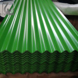 가득 차있는 단단한 Sgch에 의하여 직류 전기를 통하는 물결 모양 지붕 장