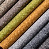 Wovean doppeltes Farben-Polsterung-Ausgangstextilsofa-und -vorhang-Gewebe