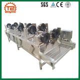 Het Type die van Riem van het Netwerk van de transportband Machine/Plantaardige Drogere Machine aan de lucht drogen
