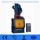 Gummitumble-Stahlriemen-Spur-Oberflächen-Rad-Granaliengebläse-Maschine