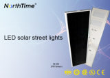 IP65 de 90W Light-Operated integrados LED Exterior calle la luz solar