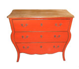 Armário de madeira Lwb610 da gaveta chinesa da mobília antiga
