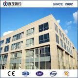 Edificio prefabricado de la educación del edificio de oficinas con el material de acero