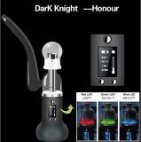 Nuevo producto al por mayor de 3 en 1 cigarrillo de cerámica Calefacción Jomo Dark Knight honor en seco de hierbas vaporizador electrónico
