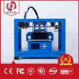 Grande taille d'impression Imprimante de bureau 3D avec double buse, PLA de 1,75 mm, ABS