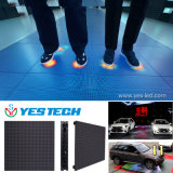 Video a colori completo di Yestech Digital Dance Floor LED