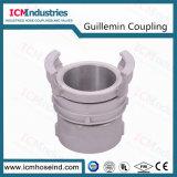 Accoppiamento di alluminio di Guillemin/accoppiamento francese