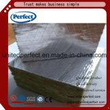 販売80%の玄武岩の岩綿のボードのCompositedの印刷のAlumnimun熱いホイル