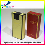 Venda por grosso de fantasia Caixa de perfume de papelão de revestimento UV