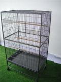 Usine de haute qualité d'alimentation grande cage d'Oiseaux Perroquet Cage cage en fer forgé