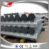 Galvanisiertes Stahlrohr mit der Zink-Beschichtung anwendbar für Wasser-Gas