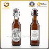 Легкие бутылки пива верхней части 500ml качания открытого конца (1255)