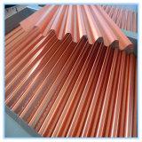 Tetto/parete colorati ondulati galvanizzati preverniciati per tetto e la parete